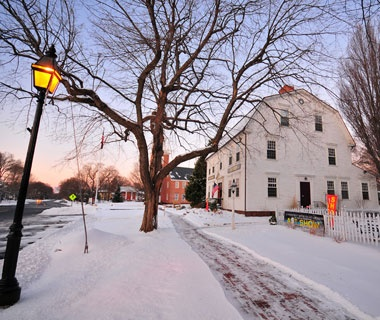 America S Prettiest Winter Towns Travel Leisure