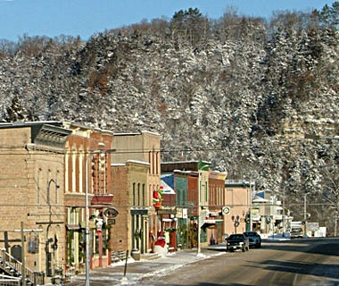 America 39 S Prettiest Winter Towns Travel Leisure