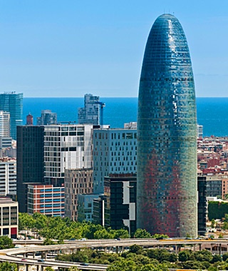 No. 22 Agbar Tower, Barcelona