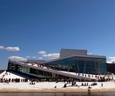 No. 24 Oslo Opera House