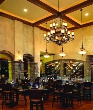 Grotto Wine Bar, Cleveland
