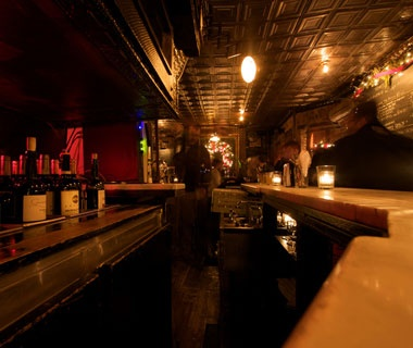 The Ten Bells, New York City