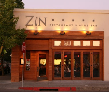 Zin Wine Bar, Healdsburg, CA