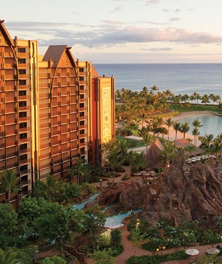 Aulani, A Disney Resort & Spa (Oahu, Hawaii)