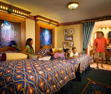 Royal Guest Rooms (Walt Disney World)