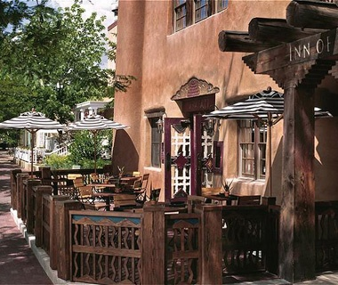 $249: Inn of the Anasazi, A Rosewood Hotel, Santa Fe, NM