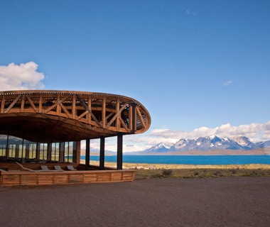 Resort: Tierra Patagonia, Chile