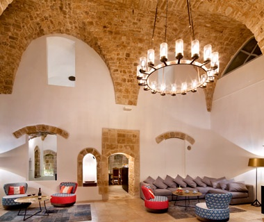 City: Efendi Hotel, Acre, Israel