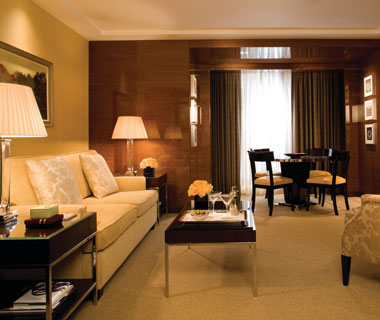 Renovation: Four Seasons Hotel London at Park Lane