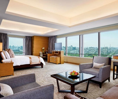 City: Kerry Hotel Pudong, Shanghai