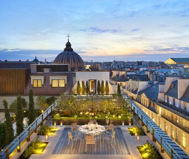 Design: Mandarin Oriental Paris