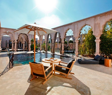 Resort: Palais Namaskar, Marrakesh, Morocco