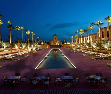 Resort: The Selman, Marrakesh, Morocco