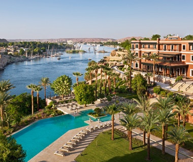 Renovation: Sofitel Legend Old Cataract, Aswan, Egypt