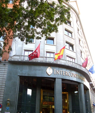 No. 7 InterContinental, Madrid, Spain