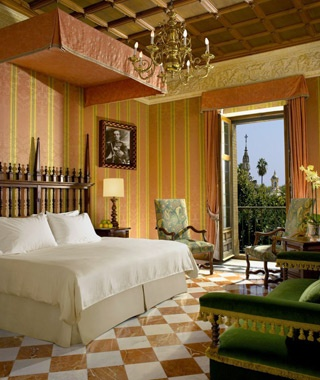 No. 2 Hotel Alfonso XIII, Seville, Spain