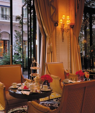 No. 2 Four Seasons Hotel George V, Paris, France