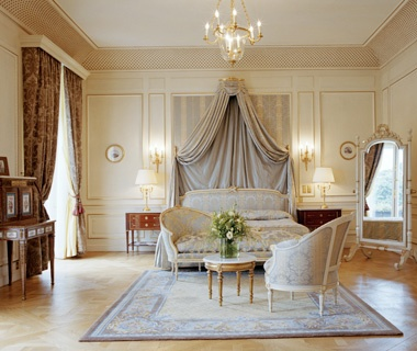 No. 8 Hotel Le Meurice, Paris, France