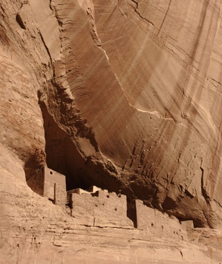 No. 19 Canyon de Chelly National Monument, Arizona