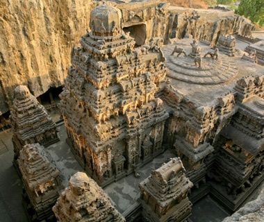 No. 12 Ellora Caves, India