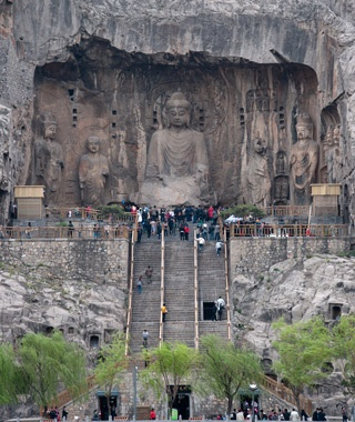 No. 15 Longmen Grottoes, China