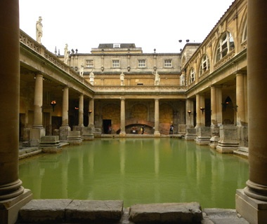 No. 14 Roman Baths, Bath, England