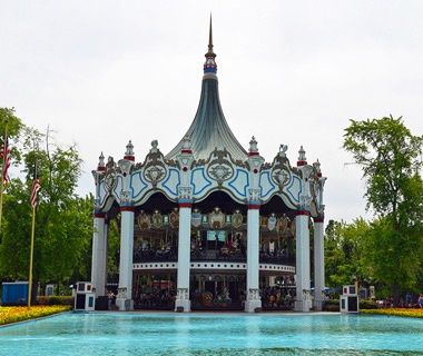 Columbia Carousel, Chicago
