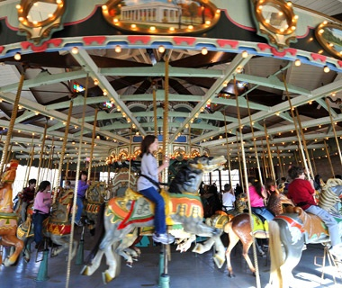 Prospect Park Carousel, New York City