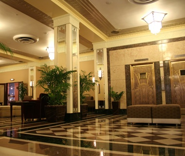 Ambassador Hotel, Marquette University, Milwaukee