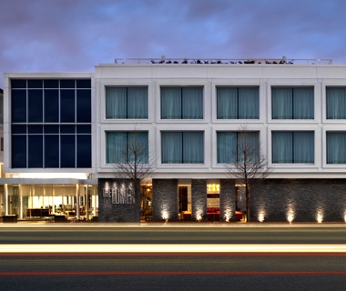 Hotel Lumen, Southern Methodist University, Dallas