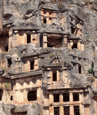 No. 27 Myra (Demre), Antalya, Turkey