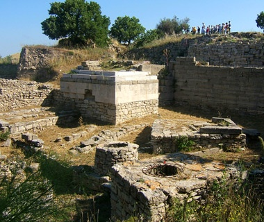 No. 29 Troy (Truva or Troas), Çanakkale, Turkey