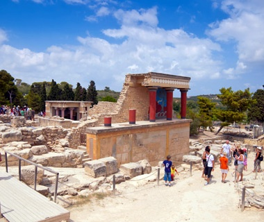 No. 23 Knossos, Crete, Greece