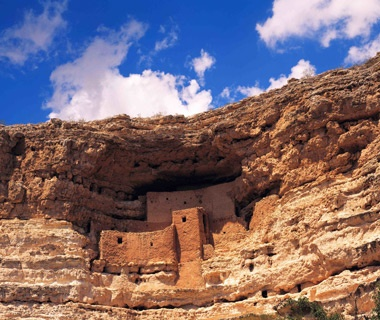 No. 25 Montezuma Castle National Monument, Arizona