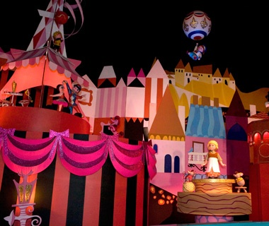 It's a Small World (Disneyland and Magic Kingdom)