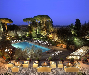 No. 3 Rome Cavalieri, Waldorf Astoria Hotels & Resorts