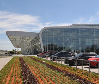 Lviv Danylo Halytskyi International Airport, Ukraine