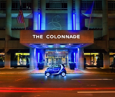 No. 7 The Colonnade Hotel