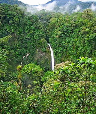 La Fortuna Waterfall, San Carlos, Costa Rica