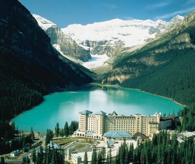 No. 4 Fairmont Chateau Lake Louise, Alberta, Canada