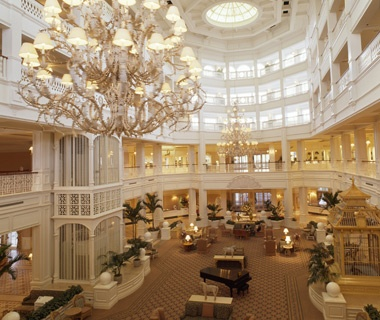 No. 6 Disney's Grand Floridian Resort & Spa