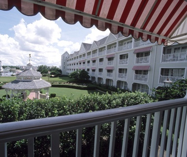 No. 9 Disney's Yacht Club Resort