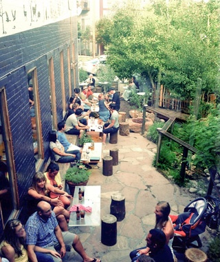 America's Best Outdoor Bars | Travel + Leisure