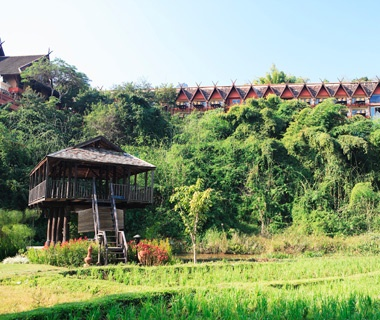 No. 8 Anantara Golden Triangle Resort & Spa, Chiang Rai, Thailand