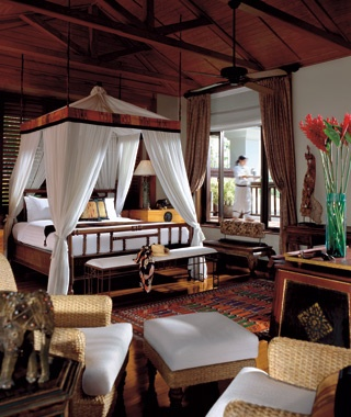 No. 4  Four Seasons Resort, Chiang Mai, Thailand