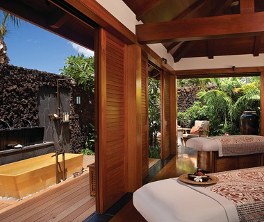 No. 1 Four Seasons Resort, Hualalai, Big Island, HI