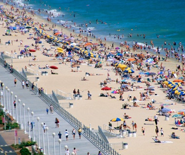 Americas Most Crowded Beaches Travel Leisure