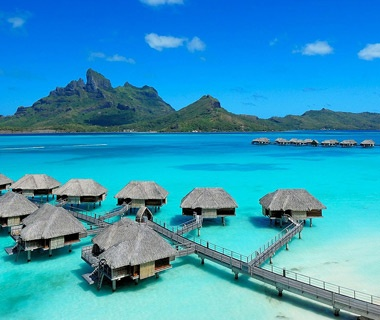 No. 42 Four Seasons Resort, Bora Bora, French Polynesia