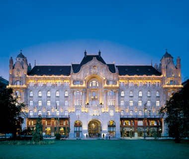 No. 49 Four Seasons Hotel Gresham Palace, Budapest, Hungary