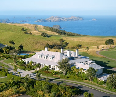 No. 16 Lodge at Kauri Cliffs, Matauri Bay, New Zealand